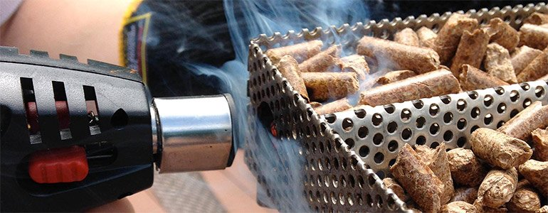 How To Use The A Maze N Pellet Smoker Amnps Sites Done